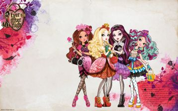 Эвер афтер хай (Ever after high)